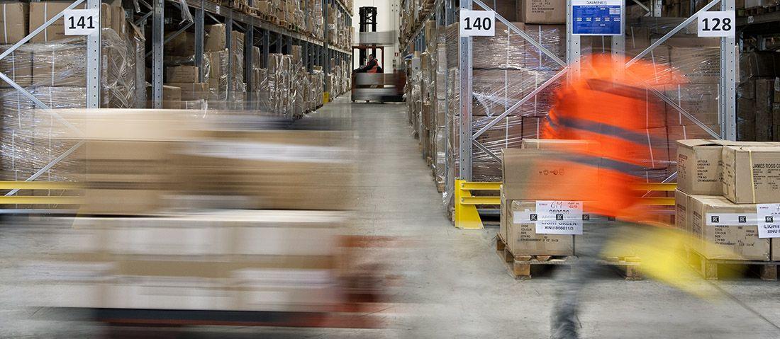 Azienda di logistica e trasporto