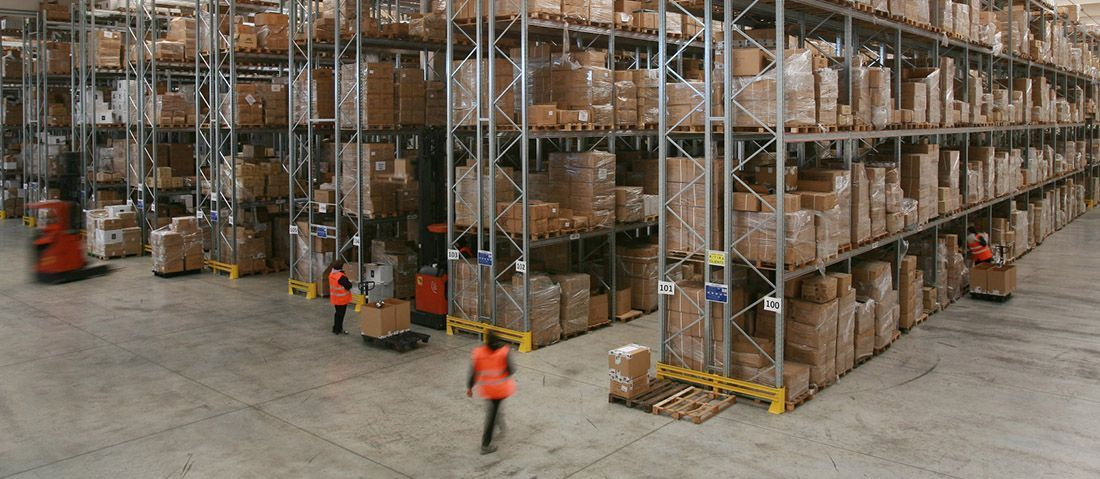 Stoccaggio, distribuzione e logistica integrata