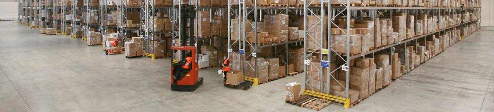 Servizi logistici per aziende